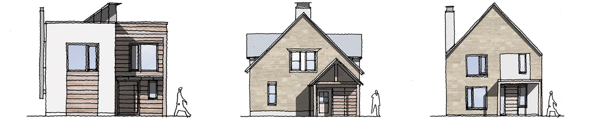 Images of new homes
