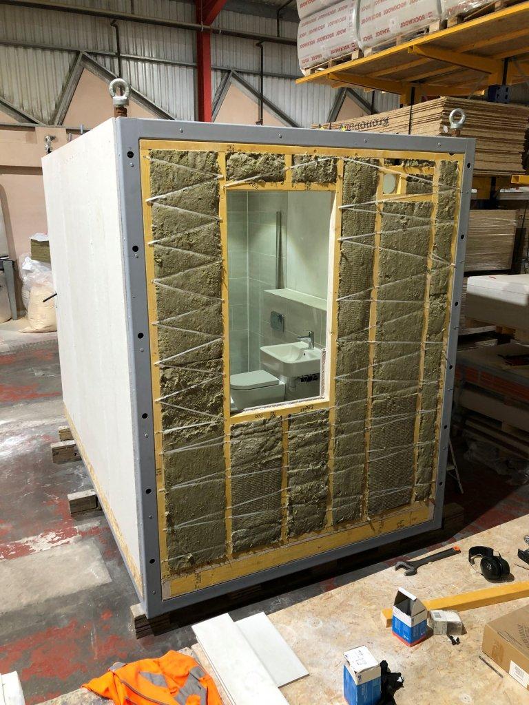 offiste modular construction